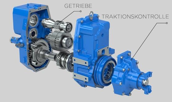 Getriebe Hersteller